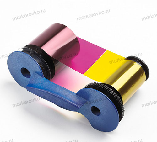 Ленты для принтеров пластиковых карт Matica