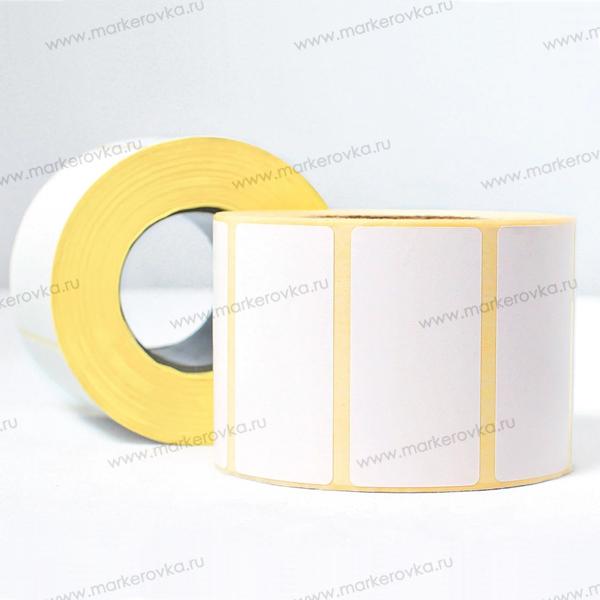 Самоклеющаяся бумага FASSON THERMAL ECO S2045-BG40 WHITE N.I.